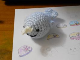 Nelly Narwhal by NevynS
