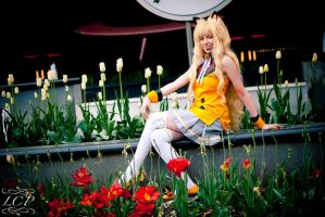 Vocaloid3 - SeeU by LiquidCocaine-Photos