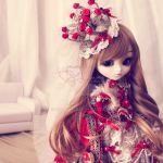 Queen Ruby [Pullip Princess Rosalind] by tmatioli