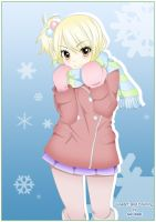 Winter Time Lucy by SilvaSE