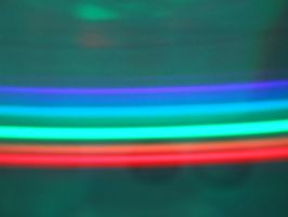 CD Refraction Close Up by wiwijumbo