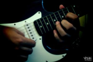 Guitar Solo by vhive