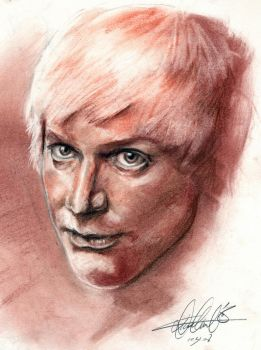 Ed Bishop - Pastels by Marker-Mistress