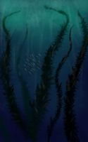 Kelp Forest by lucy-fur