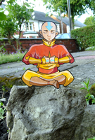 Aang paperchild by tavington