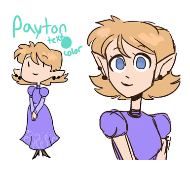 Payton by MeowTownPolice