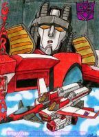 MvMr Armada Starscream by Starshot-seeker