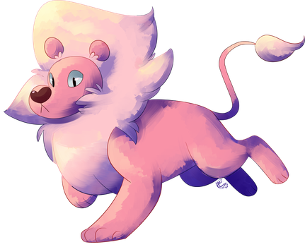 Lion  by Riboo