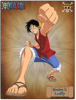 Luffy by Deidara465
