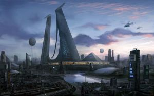 megastructure by hideyoshi by archiffect
