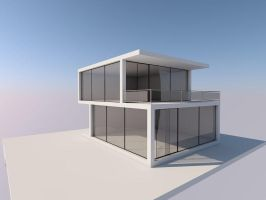 House WIP 1 by EEarchitects