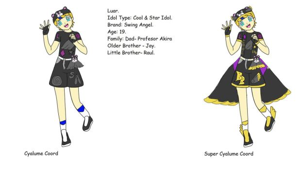 Luar Coord by moldiaper