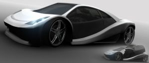 Concept Car - WiP by L-X