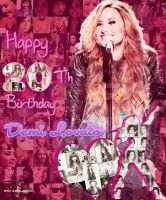 +Demi Birthday(: by SweetEditions-1DLove