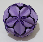 Flower Kusudama by nimuae