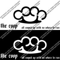 'The Coop' Logotype v1 by mgoeclipse