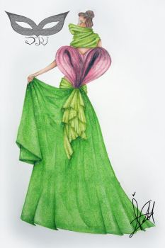 lady green by verdecasa