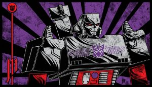 Megatron by incrediblejeremy