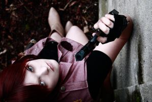 Claire Redfield ~ Look by GoddessOfValhalla