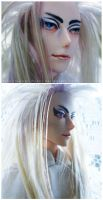 Goblin King 27cm Obitsu ~ WIP by sweet-myobi