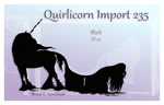 Quirlicorn Custom Import 235 by Astralseed