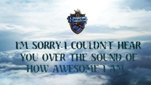 Ravenclaw Wallpaper by PicklePepperPiper