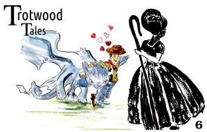 Trotwood Tales #6 by Cecilia-Pekelharing