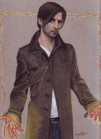 Explosive Peter Petrelli by SMH-REDELK