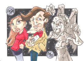 DR WHO 2010 no 1 by leagueof1