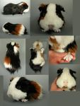 Madolche the Guinea Pig Plush by WhittyKitty