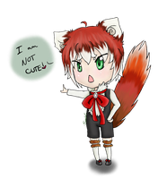 Gaia Commission - Rugi-chan by Teh-Chabeh