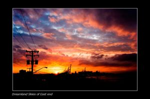 Dreamland Sky of East end by Cowardlylion