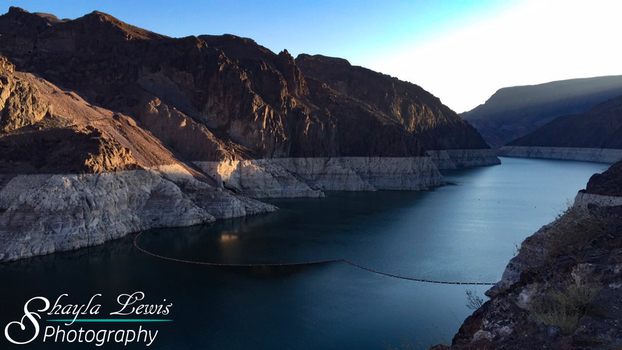 Las Vegas Hoover Dam MTNS by S-LewisPhotography