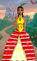 Tiana Evening by Sonala