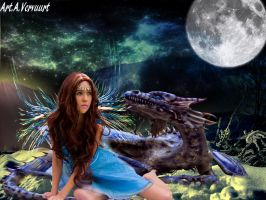 grace in neverland by annemaria48