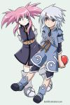 ToS- Genis and Presea by kamifish