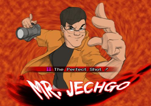 MrJechgo by Mokuu