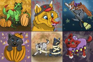 2014 FALL PUPS FOR SALE ( SOLD ) by NatsumeWolf
