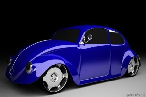 VW bug1 by zephcrazy