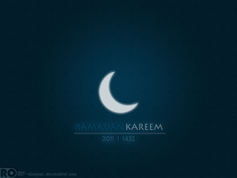 Ramadan Kareem 2011 - 1432 by RO-Designs
