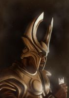 Heimdall by Mel-liciousness