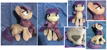 SOLD: My Little Pony Maud Pie by Sophillia
