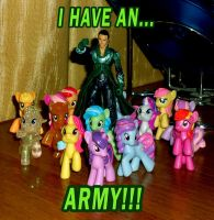 Loki and his army. by Northern-god