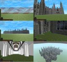 Blender Churches Spam by Tomoffell