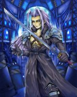 Sephiroth by SpeshulEd