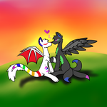 Isn't it lovely...[Commission] by LastbutnotAlise