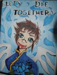 Lets die together... by kinipa3
