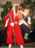 yoruichi Animazement 2008 by ladyryu