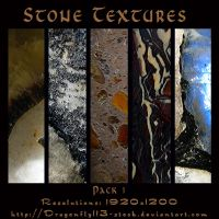 Stone Textures Pack 1 by BFstock