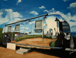 Airstream Summer by Gymslap